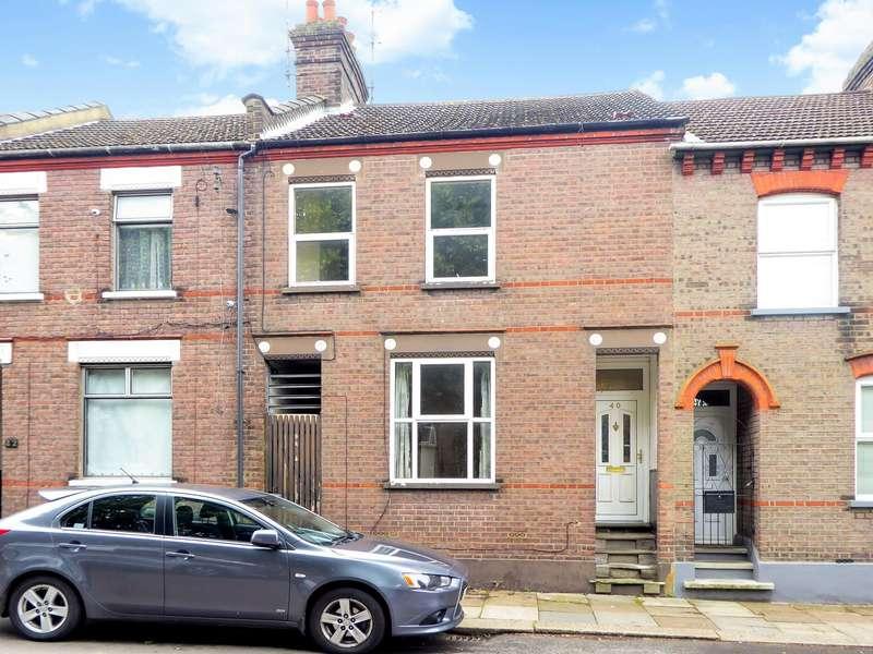 3 Bedrooms House for rent in Baker Street, Luton, LU1