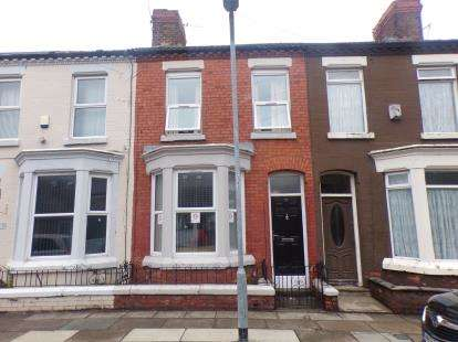 6 Bedrooms Terraced House for sale in Bigham Road, Kensington, Liverpool, Merseyside, L6