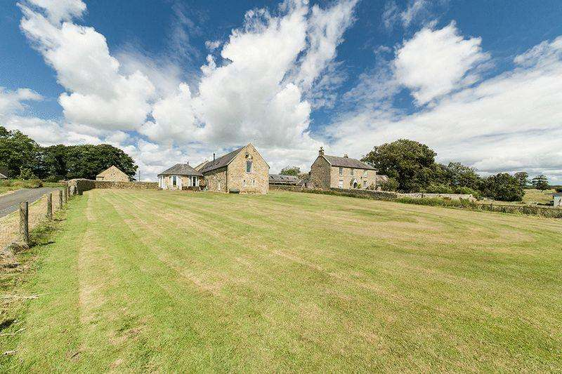 5 Bedrooms House for sale in Fenwick Tower, Fenwick, Newcastle Upon Tyne