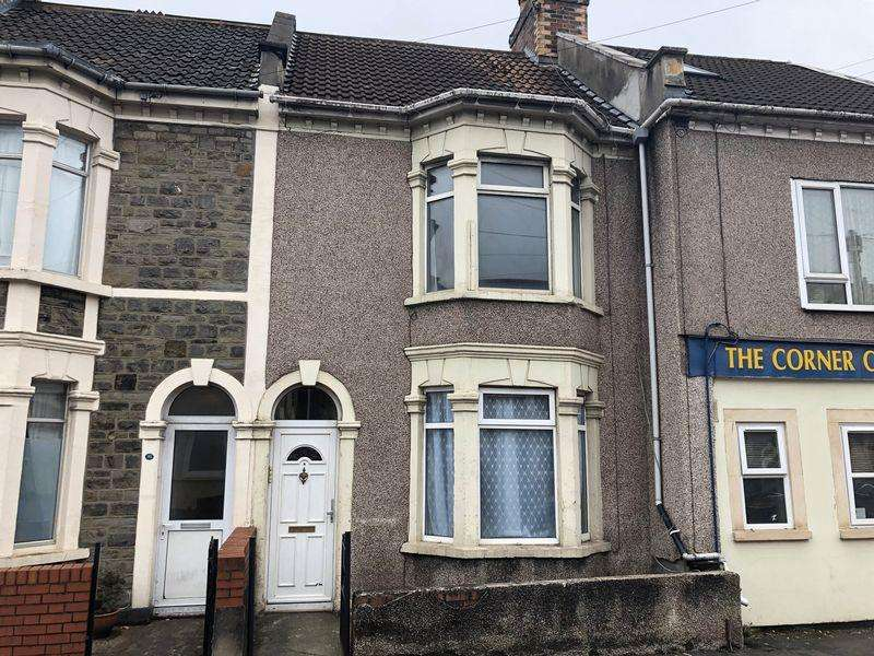 2 Bedrooms Terraced House for sale in Avonvale Road, Bristol