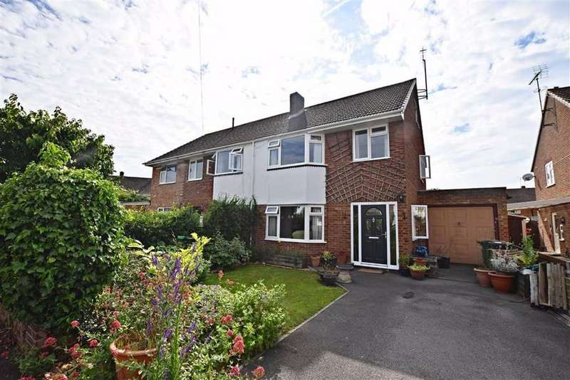 4 Bedrooms Semi Detached House for sale in Hurst Close, Longlevens