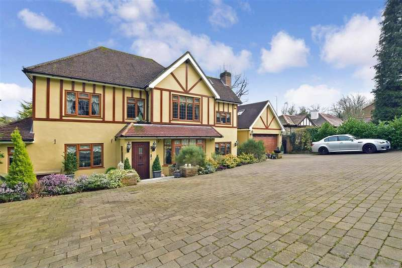 5 Bedrooms Detached House for sale in Kingswood Way, , South Croydon, Surrey