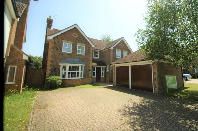 4 Bedrooms Detached House for sale in Hart Dyke Close, Wokingham, Berkshire, RG41