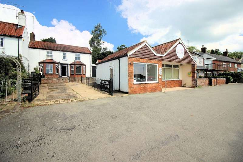 3 Bedrooms House for sale in Riverside, Reedham, Norwich, NR13