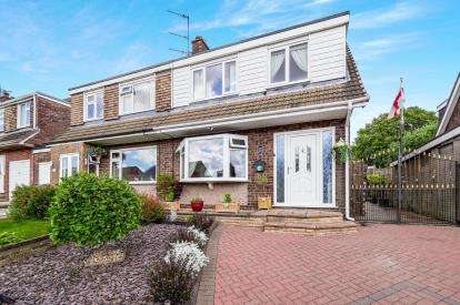 3 Bedrooms Semi Detached House for sale in Tennyson Avenue, Dukinfield, Greater Manchester, United Kingdom