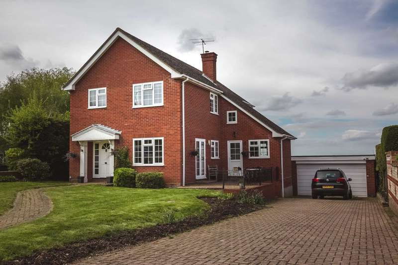 4 Bedrooms Detached House for sale in Wavendon