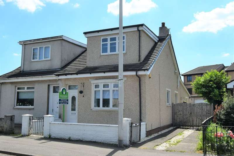 3 Bedrooms Semi Detached House for sale in Motherwell Road, Bellshill, ML4