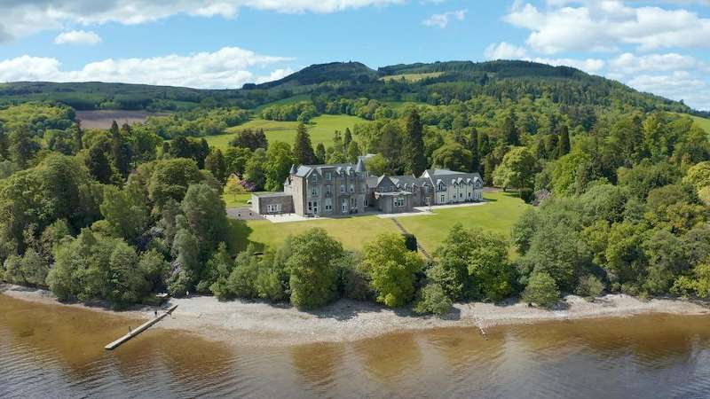3 Bedrooms Flat for sale in Lomond Castle, Arden, Argyll and Bute, G83 8EE