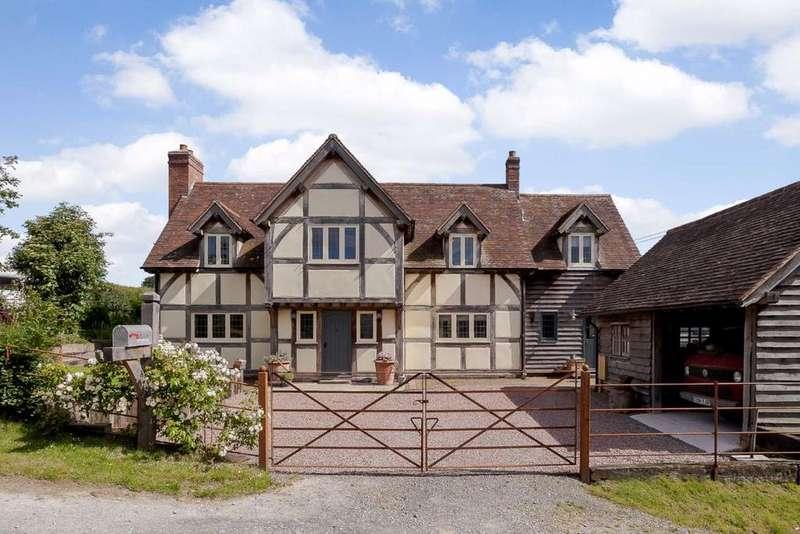4 Bedrooms Detached House for sale in Ashperton Road, Ashperton, Ledbury
