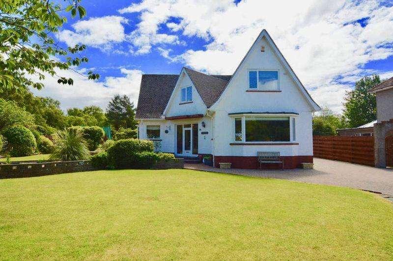 4 Bedrooms Detached House for sale in Earls Way, Doonfoot, Ayr