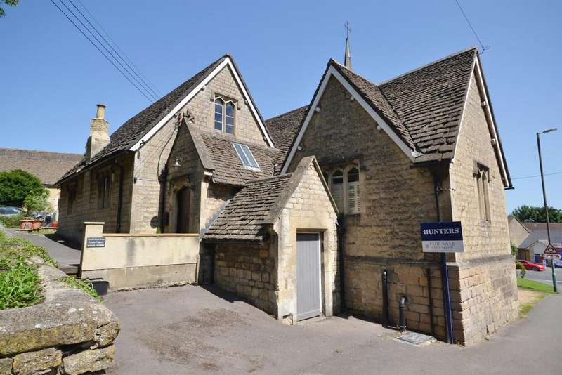 4 Bedrooms Detached House for sale in The Old School House, Cam Pitch, Cam, Dursley, GL11 5JX