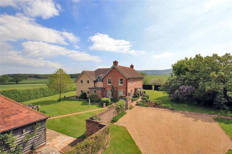 5 Bedrooms Detached House for sale in Novington Lane, East Chiltington, Lewes, East Sussex, BN7