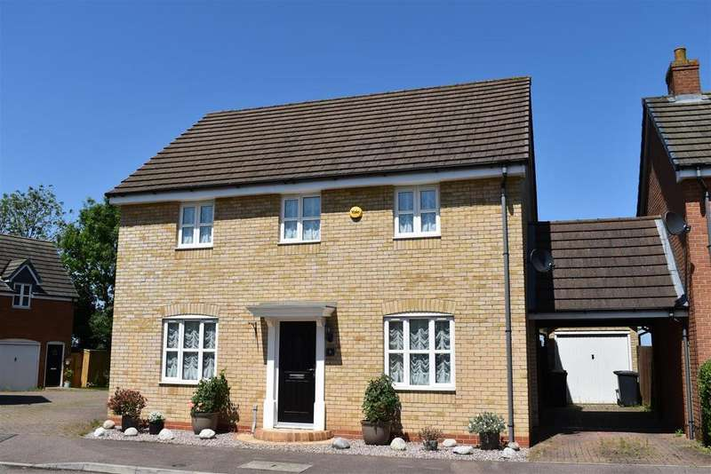 4 Bedrooms Detached House for sale in Birch Close, Cranfield, Bedford