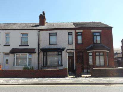 2 Bedrooms Terraced House for sale in Lovely Lane, Warrington, Cheshire, WA5