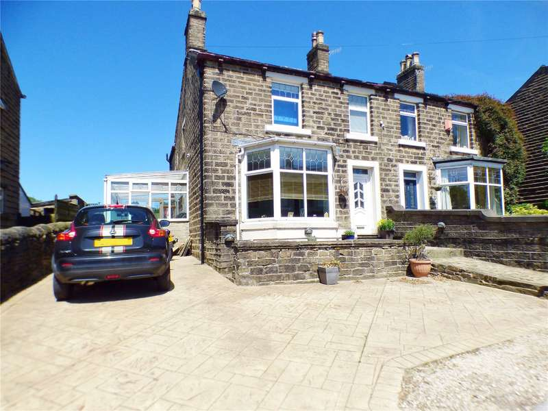 3 Bedrooms Semi Detached House for sale in Manchester Road, Glossop, SK13