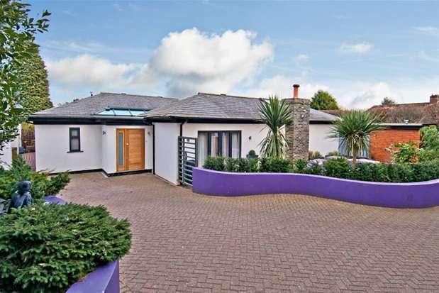 4 Bedrooms Bungalow for sale in Canonsfield, Welwyn, Welwyn