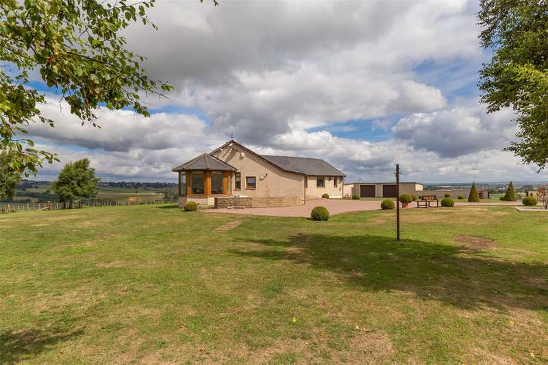 5 Bedrooms Farm Commercial for sale in Knowetop Farm, By Sandford, South Lanarkshire, ML9