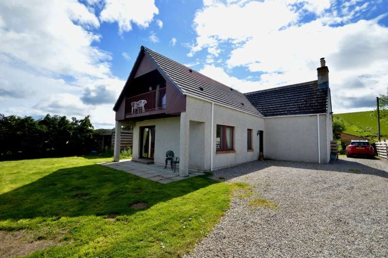 4 Bedrooms Detached House for sale in Burnside Farmhouse Carse of Raddery, Fortrose, IV10