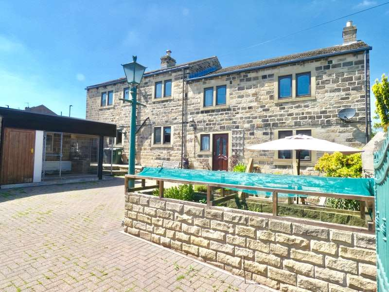5 Bedrooms Detached House for sale in Roberttown Lane, Liversedge, West Yorkshire, WF15