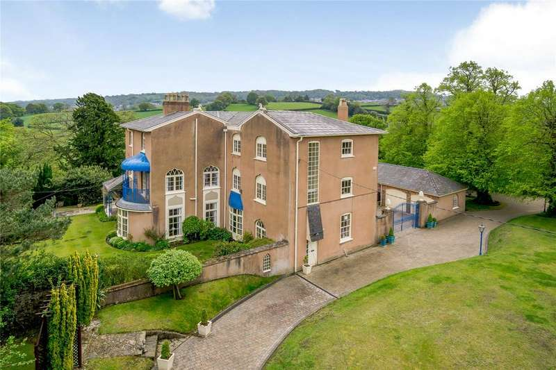 6 Bedrooms Detached House for sale in Isglan Road, Whitford, Holywell, Flintshire