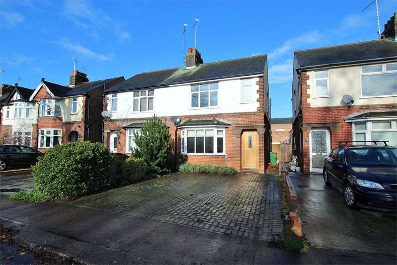 3 Bedrooms Semi Detached House for sale in Cowdray Avenue, Colchester, CO1