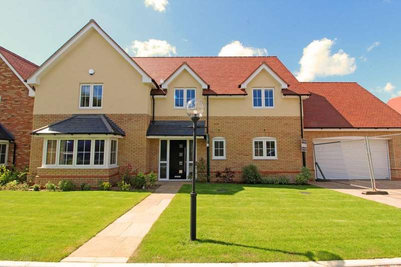 5 Bedrooms Detached House for sale in Grays Close, Clifton, SG17