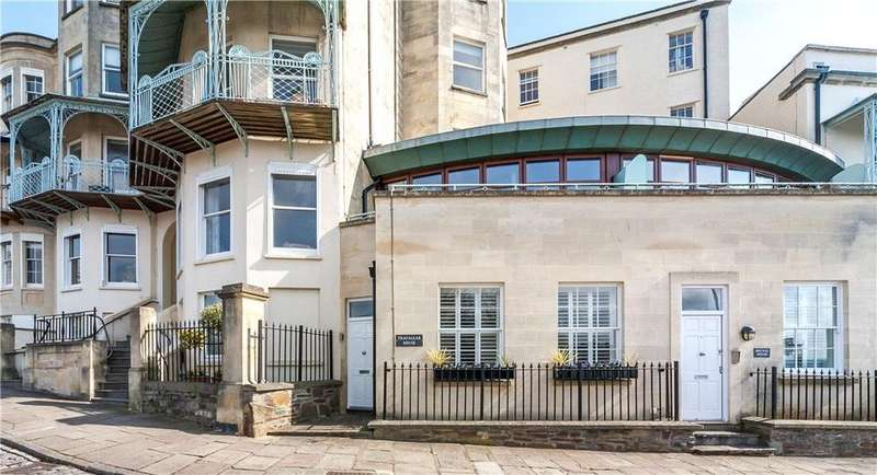 4 Bedrooms Terraced House for sale in Sion Hill, Bristol, BS8
