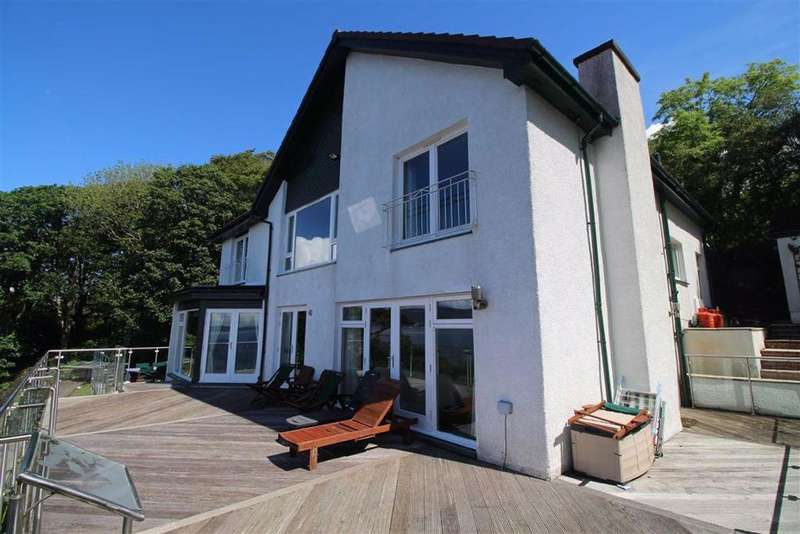 4 Bedrooms Detached House for sale in Eglinton Terrace, Skelmorlie
