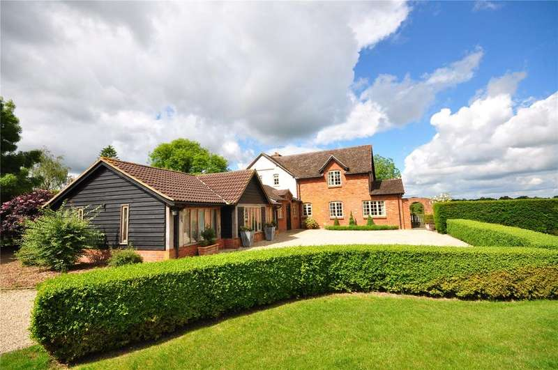 6 Bedrooms Detached House for sale in Puttocks End, Anstey, Buntingford, Herts, SG9