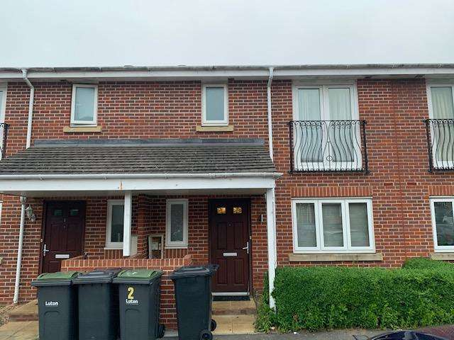 3 Bedrooms Terraced House for rent in Poppy Close , Luton LU3
