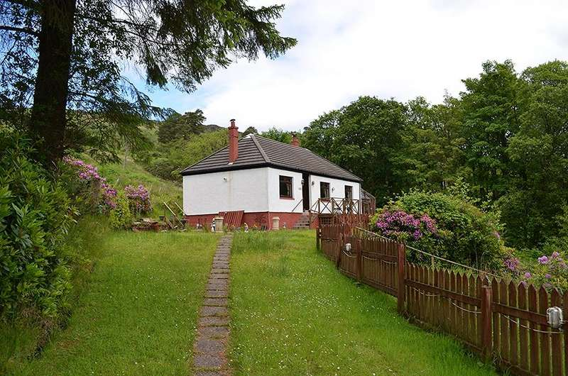 2 Bedrooms Cottage House for sale in Back Road, Tighnabruaich, Argyll and Bute, PA21 2DY