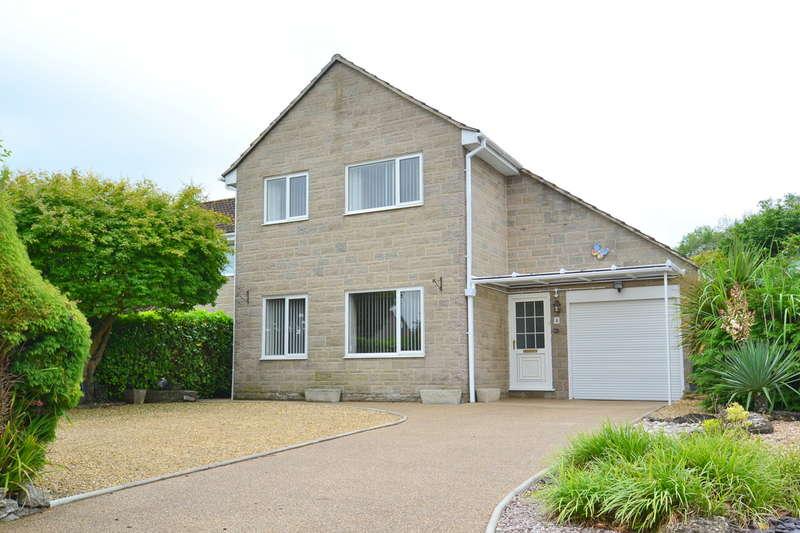 Detached House for sale in Henstridge, Somerset, BA8
