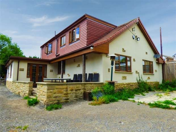 5 Bedrooms Detached House for sale in Forge Row, Leeds, West Yorkshire