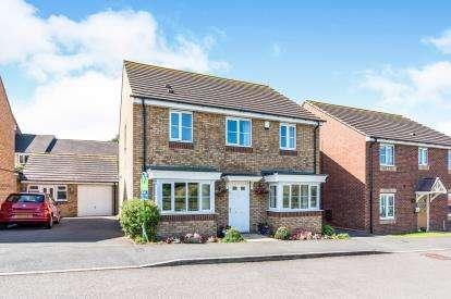 4 Bedrooms Detached House for sale in Levett Grange, ., Rugeley, Staffordshire