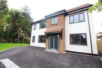 5 Bedrooms Detached House for sale in Lyntonvale Avenue, Gatley, Cheadle, Cheshire