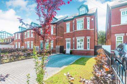 4 Bedrooms Detached House for sale in Skaife Road, Sale, Cheshire, Greater Manchester