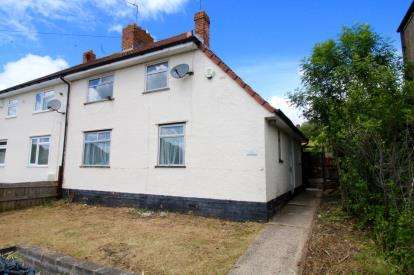 3 Bedrooms Semi Detached House for sale in Broadfield Road, Knowle, Bristol