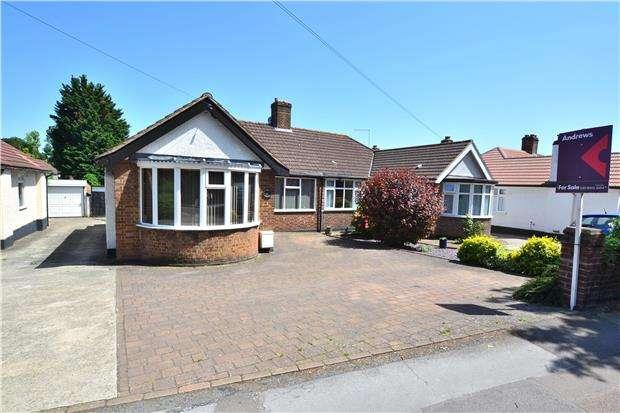 2 Bedrooms Semi Detached Bungalow for sale in Plough Lane, WALLINGTON, Surrey, SM6 8JQ