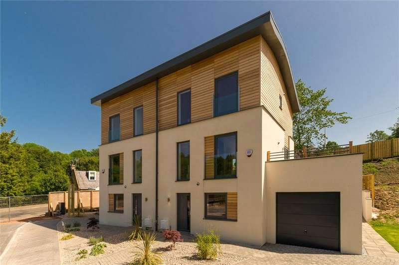 4 Bedrooms Semi Detached House for sale in Plot 6, Powdermill Brae, Powdermill Brae, Gorebridge, Midlothian