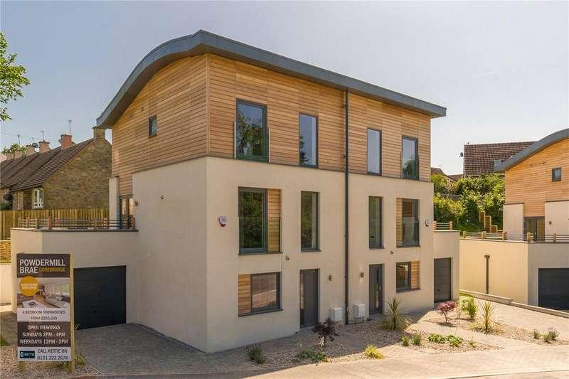 4 Bedrooms Semi Detached House for sale in Plot 1, Powdermill Brae, Powdermill Brae, Gorebridge, Midlothian