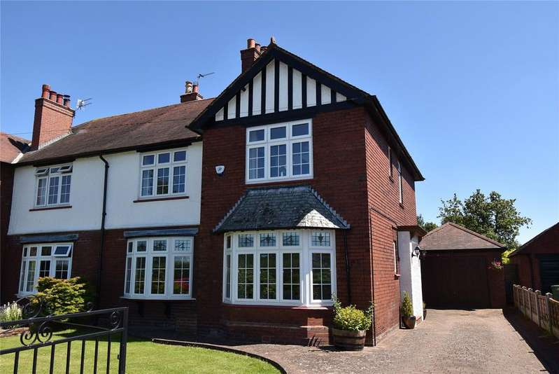 4 Bedrooms Semi Detached House for sale in 22 St. Aidans Road, Carlisle, Cumbria
