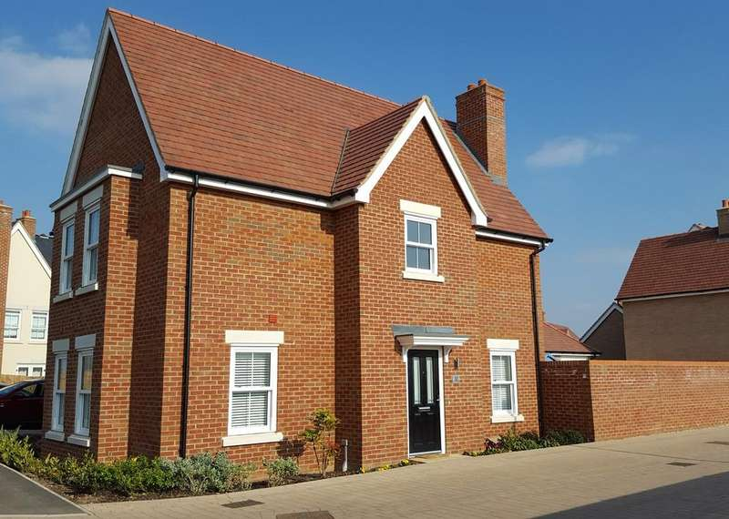 4 Bedrooms Detached House for sale in Crick Road, Biggleswade, SG18