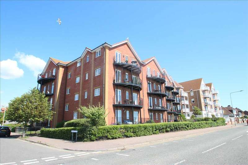 2 Bedrooms Apartment Flat for sale in Victory Court, Nelson Road, Clacton-on-Sea