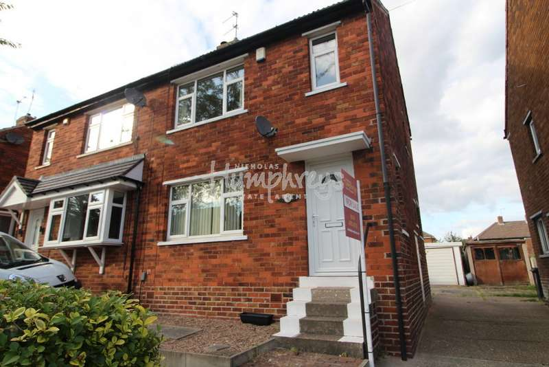 3 Bedrooms Semi Detached House for sale in Flockton Crescent, S13