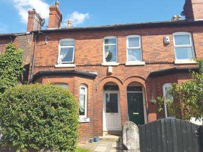 2 Bedrooms End Of Terrace House for sale in Manchester Road, Altrincham, Greater Manchester