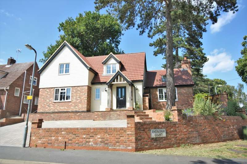 4 Bedrooms Detached House for sale in Endsleigh Court, Colchester