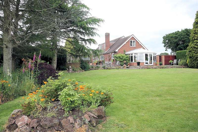 4 Bedrooms Detached House for sale in Rookery Oak, Dexter Lane, Hurley, CV9 2JG