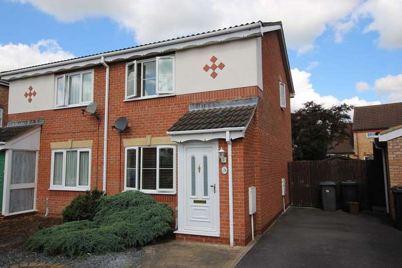2 Bedrooms Semi Detached House for sale in Lancaster Place, Shefford, SG17