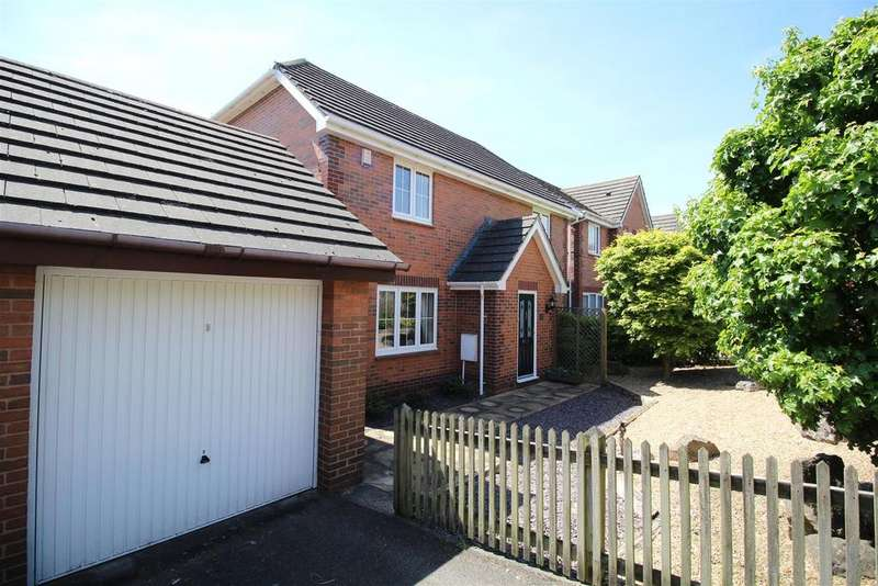 4 Bedrooms Detached House for sale in Goodrich Grove, Newport