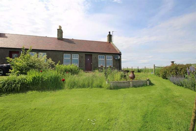 2 Bedrooms Semi Detached House for sale in 4, Blinkbonny Farm Cottage, By Newburgh, Fife, KY14